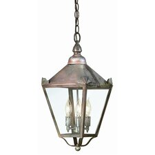 Preston 3 Light Hanging Lantern