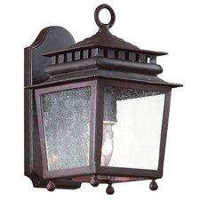 St. Germaine 1 Light Wall Lantern