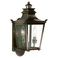 Dorchester 2 Light Wall Lantern