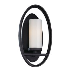 <strong>Troy Lighting</strong> Eclipse 1 Light Wall Sconce