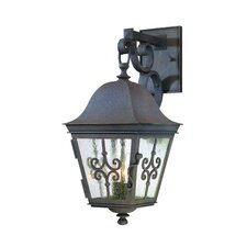 Markham 4 Light Outdoor Wall Lantern