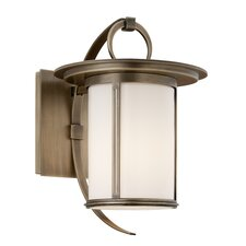 Wright 1 Light Outdoor Wall Light