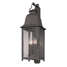 <strong>Troy Lighting</strong> Larchmont 4 Light Outdoor Wall Light