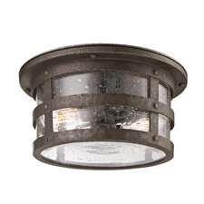 Barbosa 2 Light Flush Mount
