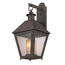 Sagamore 1 Light Outdoor Wall Light