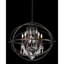 <strong>Troy Lighting</strong> Byron 5 Light Pendant