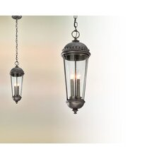 Ambassador 4 Light Outdoor Pendant