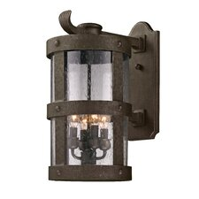 <strong>Troy Lighting</strong> Barbosa 4 Light Outdoor Wall Light