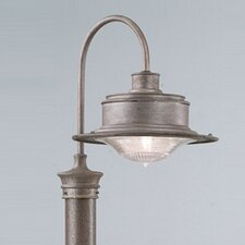 "South Street 1 Light 13.5"" Post Lantern"