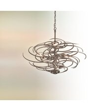 <strong>Troy Lighting</strong> Revolution 6 Light Pendant