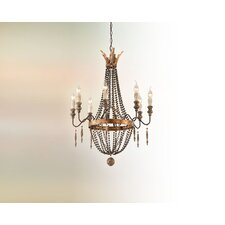 Delacroix 8 Light Chandelier
