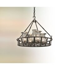 <strong>Troy Lighting</strong> Chianti 5 Light Pendant
