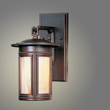 <strong>Troy Lighting</strong> Highland Park 1 Light Wall Lantern