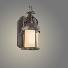 Pamplona 1 Light Wall Lantern