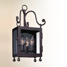 <strong>Troy Lighting</strong> Mill Valley 2 Light Outdoor Wall Lantern