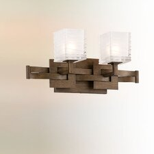 Jensen 2 Light Bath Vanity Light
