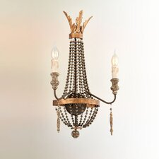 Delacroix 2 Light Wall Sconce