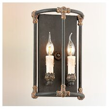 Surrey 2 Light Wall Sconce