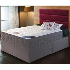 Memory Foam Pocket Sprung Serenity 2000 Firm Mattress