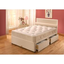Vogue Latex New Latex Paedic Platform Divan Bed