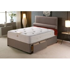 Vogue Memory Pocket New Windsor Platform Divan Bed