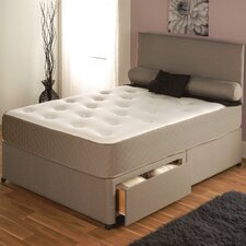 Memory Touch Pocket Utopia 1500 Platform Divan Bed