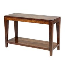 <strong>William Sheppee</strong> Saddler Console Table