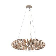 Recoil 12 Light Globe Pendant