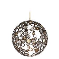 Fathom 1 Light Globe Pendant
