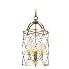 <strong>Corbett Lighting</strong> Argyle 4 Light Foyer Pendant