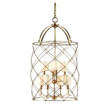<strong>Corbett Lighting</strong> Argyle 8 Light Foyer Pendant