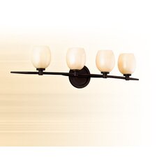 <strong>Corbett Lighting</strong> Cirque 4 Light Vanity Light