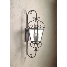 Vineyard Hill 1 Light Outdoor Wall Lantern