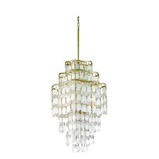 <strong>Corbett Lighting</strong> Dolce 7 Light Hanging Pendant