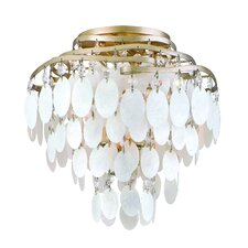 <strong>Corbett Lighting</strong> Dolce Semi Flush Mount