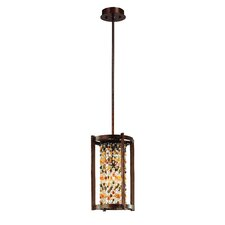 <strong>Corbett Lighting</strong> Karma 1 Light Hanging Pendant