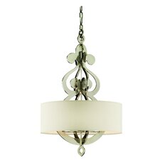 <strong>Corbett Lighting</strong> Olivia 8 Light Drum Pendant