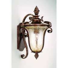 Pirouette 3 Light Wall Lantern
