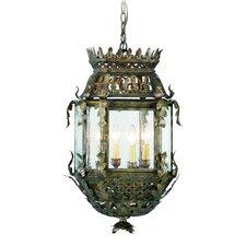 Montrachet 4 Light Hanging Lantern