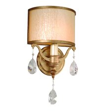 Roma ADA 1 Light Wall Sconce