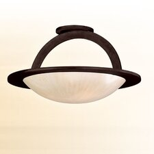 Cirque 3 Light Semi Flush Mount