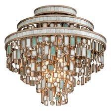 Dolcetti 3 Light Semi Flush Mount