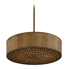 <strong>Corbett Lighting</strong> Mambo Drum Pendant