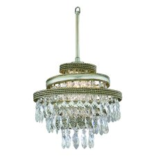<strong>Corbett Lighting</strong> Diva 1 Light Mini Pendant