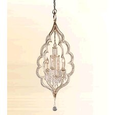 <strong>Corbett Lighting</strong> Bijoux 4 Light Pendant