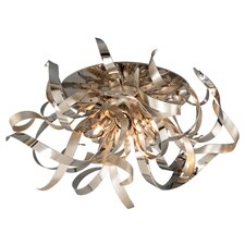 <strong>Corbett Lighting</strong> Graffiti 4 Light Semi Flush Mount