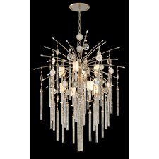 <strong>Corbett Lighting</strong> Bliss 9 Light Pendant
