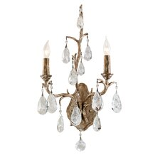 <strong>Corbett Lighting</strong> Amadeus 2 Light Wall Sconce