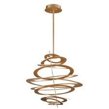 <strong>Corbett Lighting</strong> Spellbound 1 Light Pendant