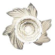 "<strong>Jubilee Collection</strong> Three Leaf Spiral 2.5"" Novelty Knob"